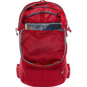 The North Face Litus 32-RC Selkäreppu, rage red/high risk red
